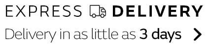 Express Delivery delivery in as little as 3 days