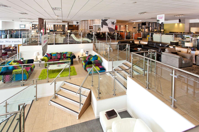 Store Interior For Milton Keynes
