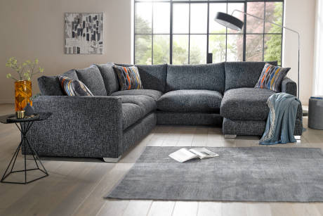Corner Sofas | Leather and Fabric | Sofology