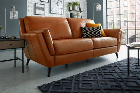 Fantastic Leather Sofas Sofology Download Free Architecture Designs Salvmadebymaigaardcom