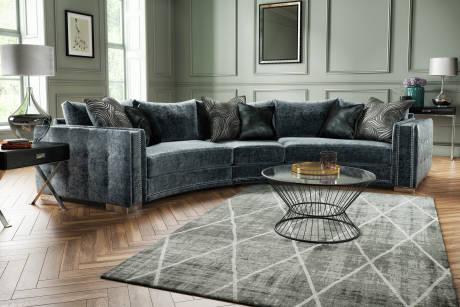 Fine Corner Sofas Leather And Fabric Sofology Download Free Architecture Designs Pushbritishbridgeorg