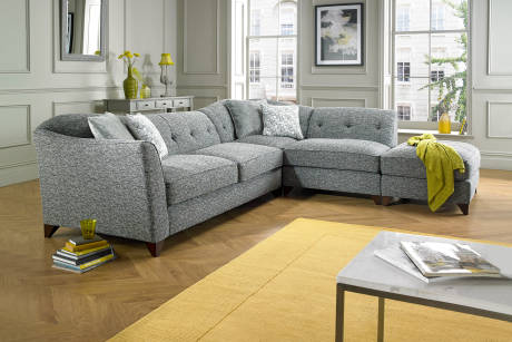 separation shoes 4d260 c4023 Corner Sofas | Leather and Fabric | Sofology