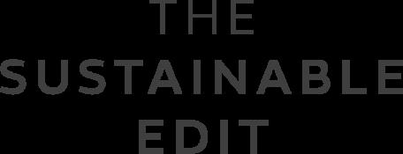 The Sustainability Edit