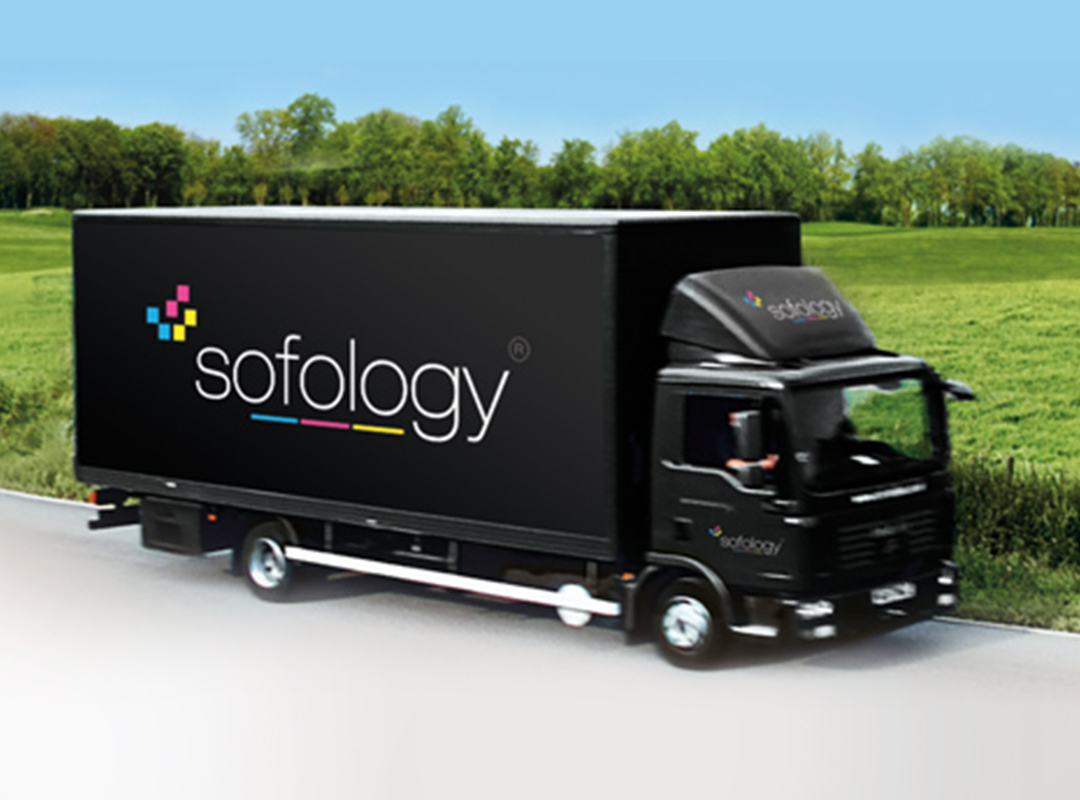 Sofology Delivery Van