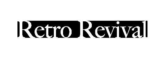 Retro Revival Home Decor