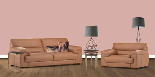 Santino Boho Living Room