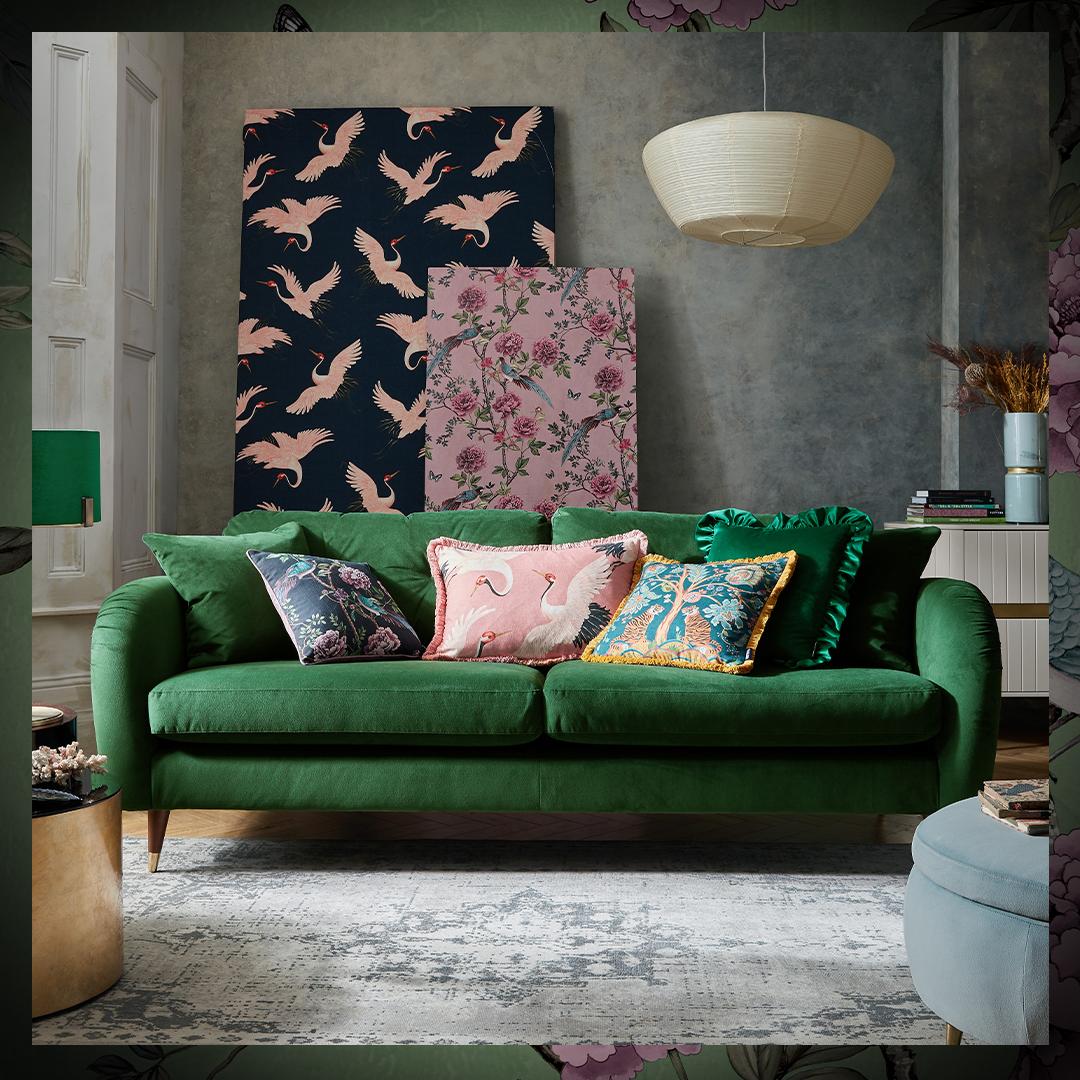Lady Muck Sofa