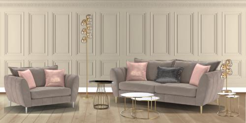 Opulence Living Room