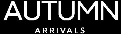 Autumn Arrivals Logo