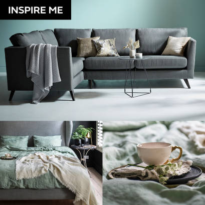 Give your home a sage green makeover