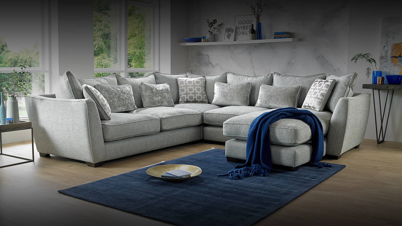 Sofology sofas corner sofas sofa beds chairs always for 1x super comfort recliner chaise