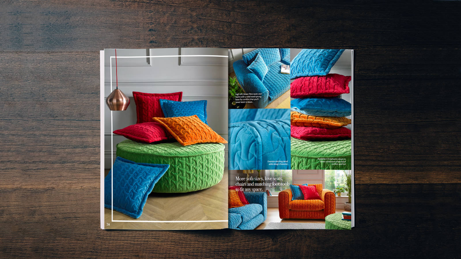 Sofology Candi sofa