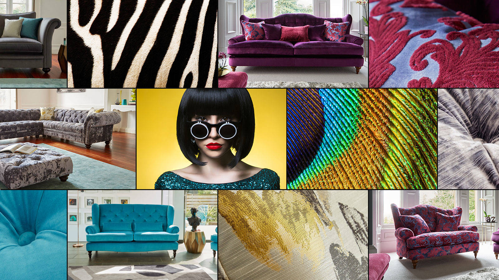 Twisted Classic Collection mood-board