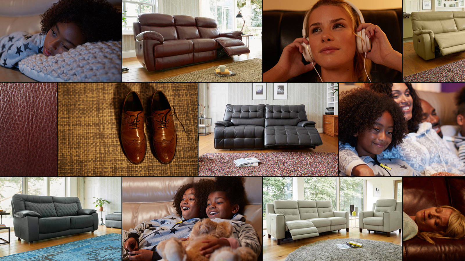 Comfort Zone Collection mood-board