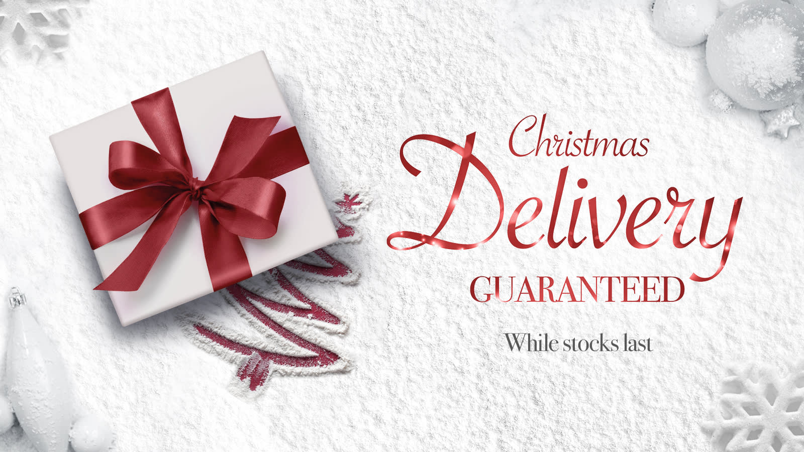 Christmas Delivery - | Sofology