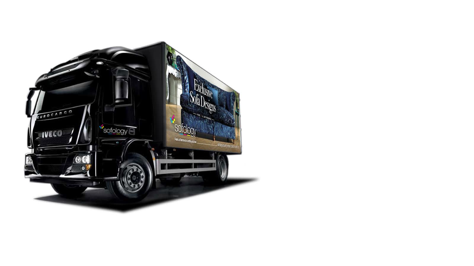 Sofology truck