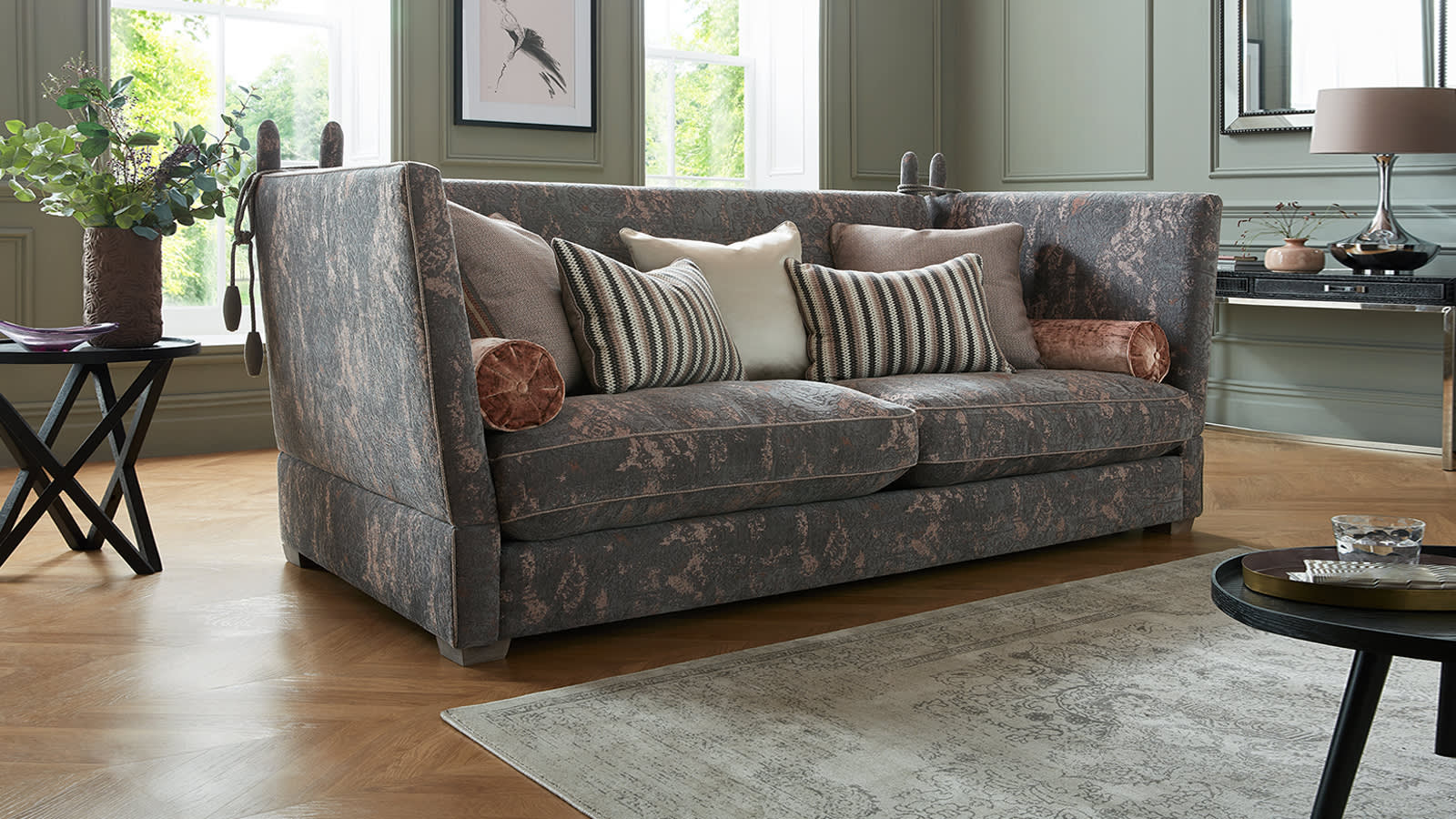 Sofology Beckett sofa