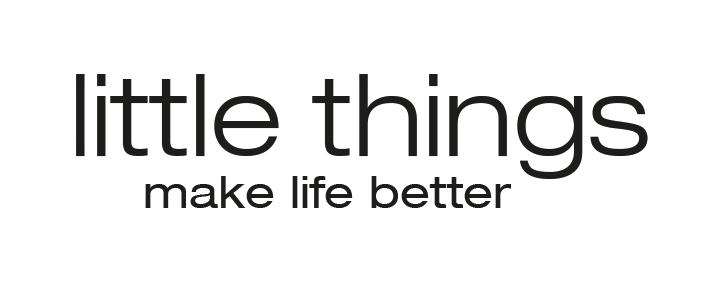 Little things make life better