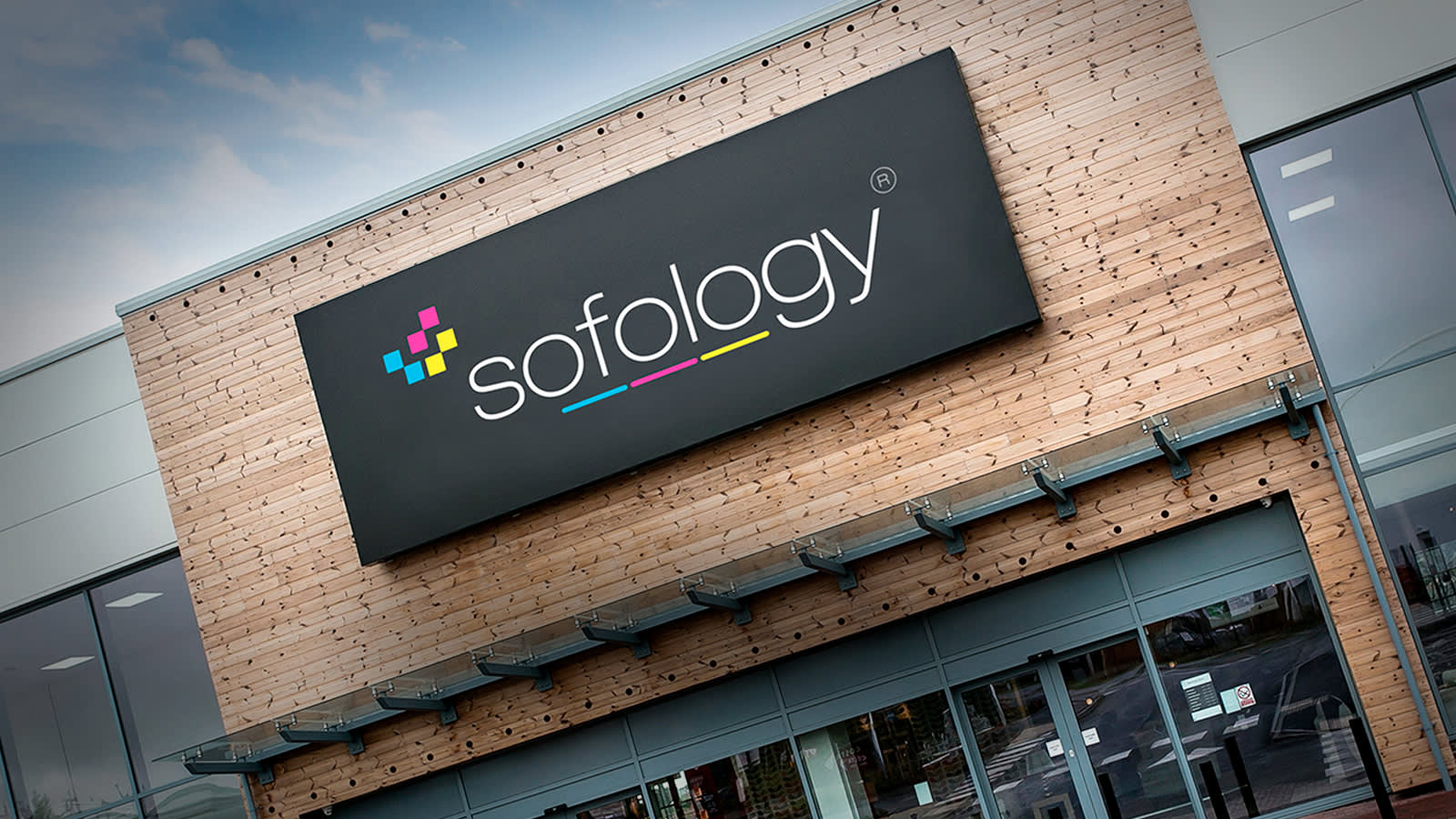 Sofology store front