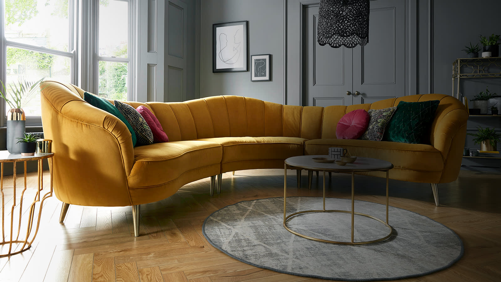 Sofology Perle sofa