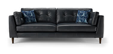Sofology | Leather & fabric sofas corners, sofa beds & chairs