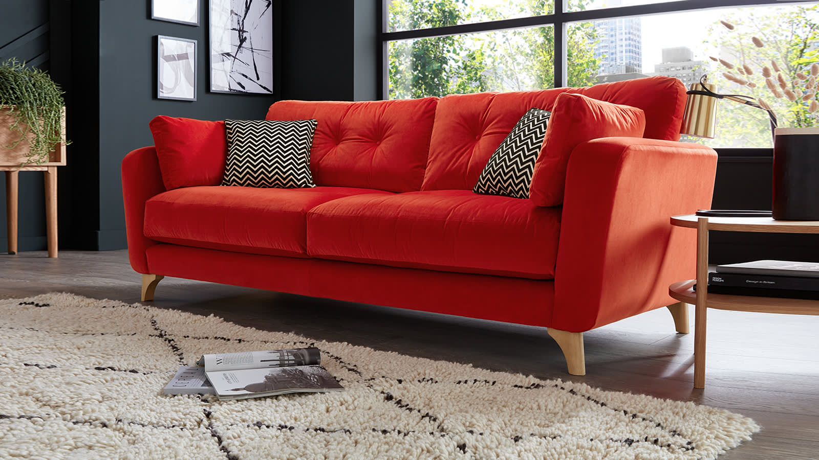 Sofology Leather Fabric Sofas Corners Sofa Beds Chairs