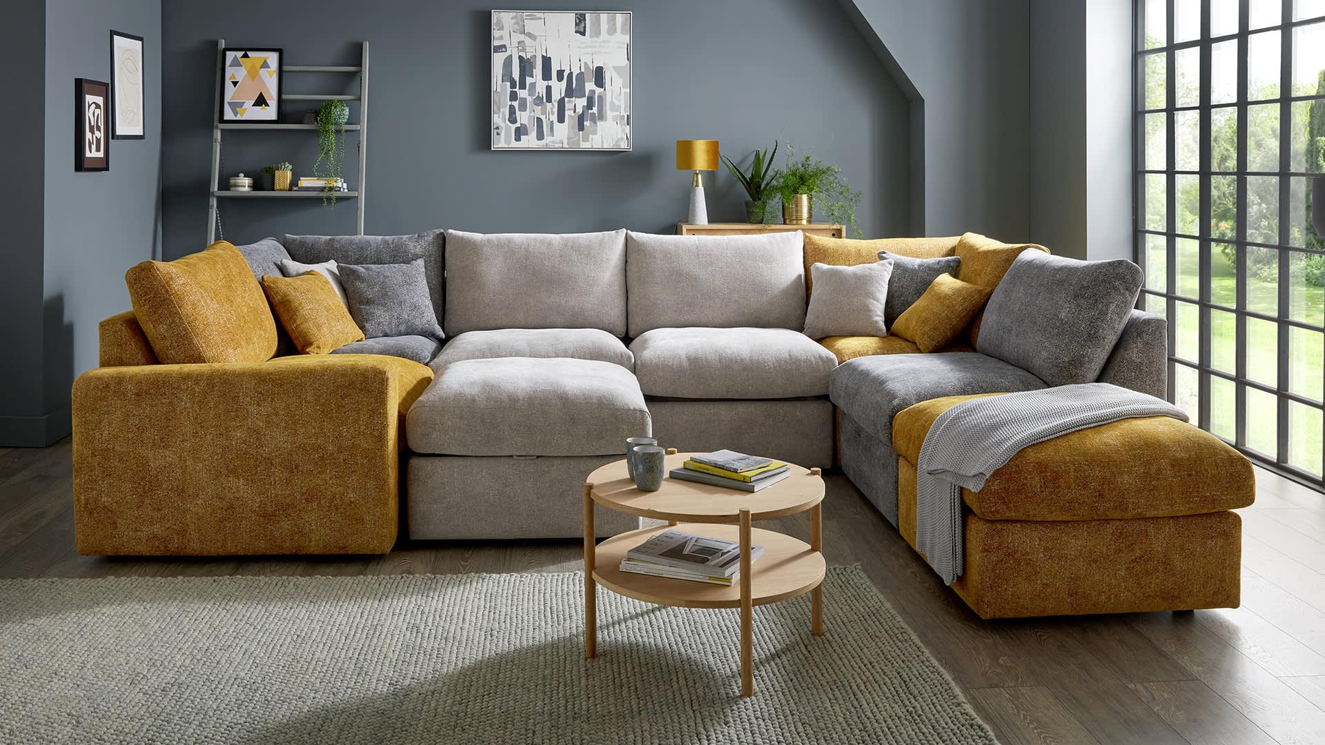 Cubos Sofa