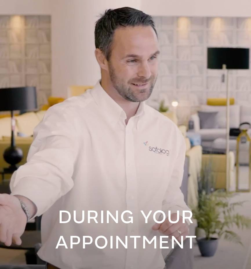 During Your Appointment