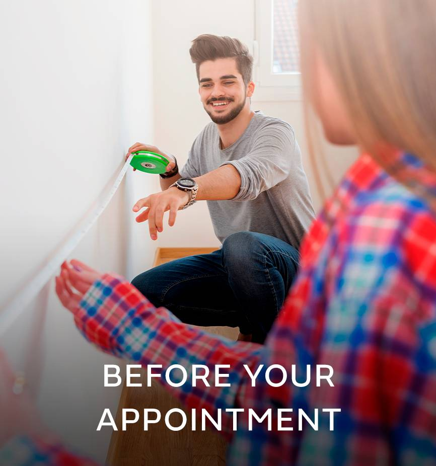 Before Your Appointment