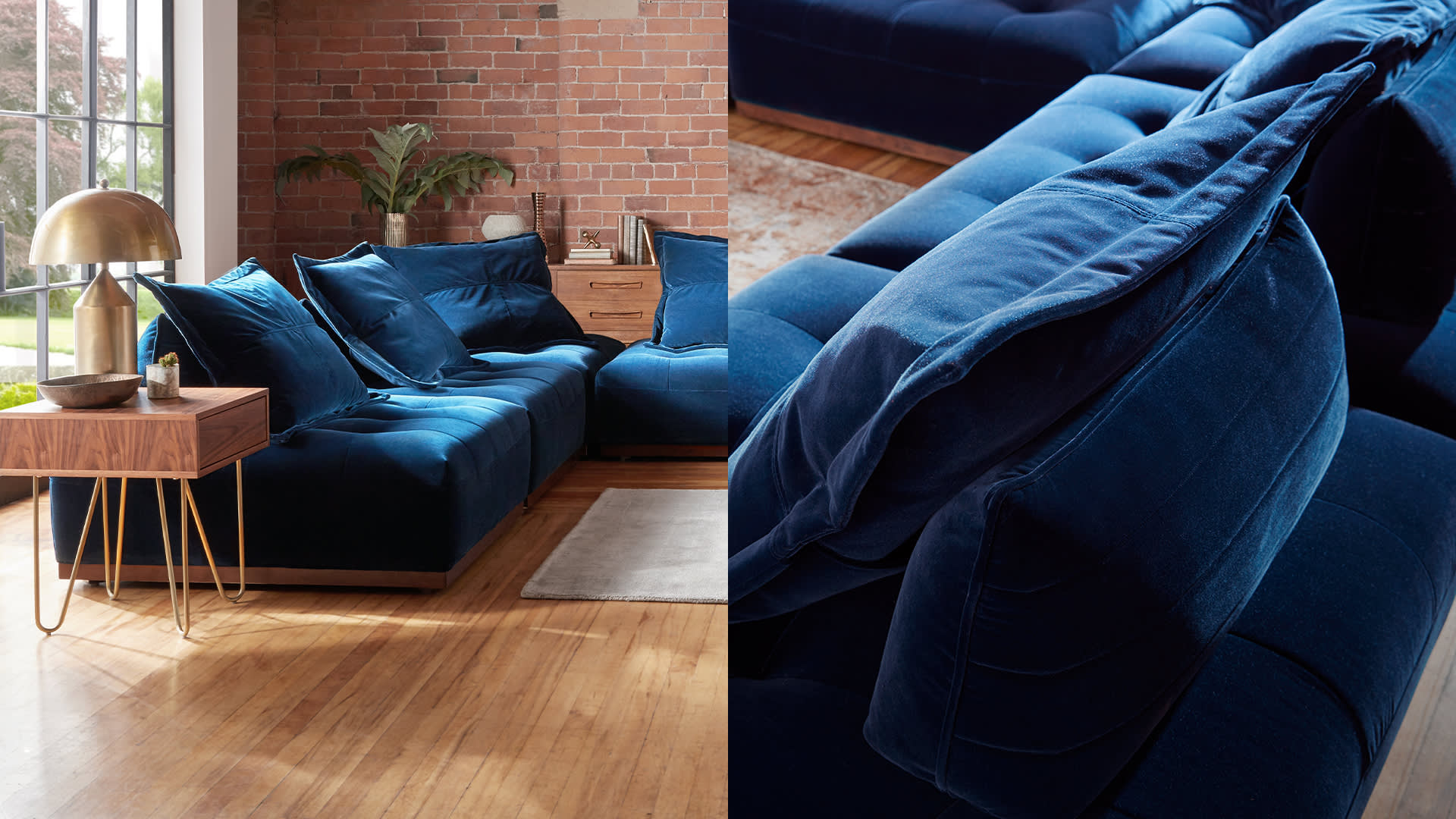 Sofology Weekend Corner Sofa