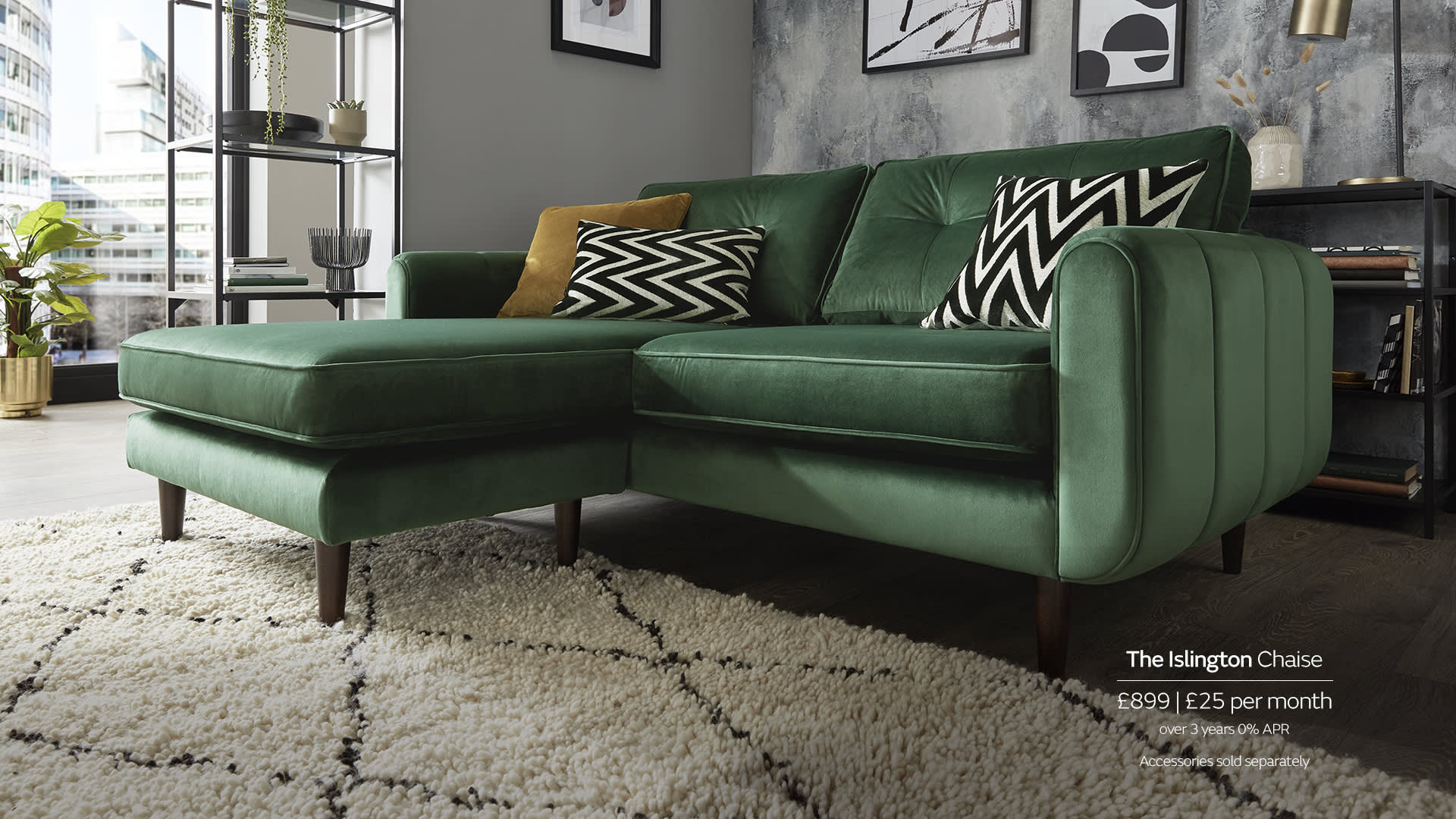 Sofology Islington Sofa