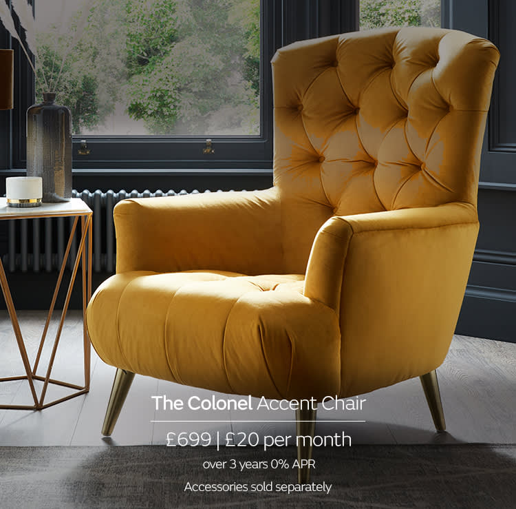 Sofology Colonel Chair