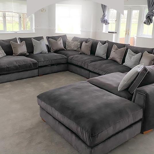 Custom Made Modular Sofa