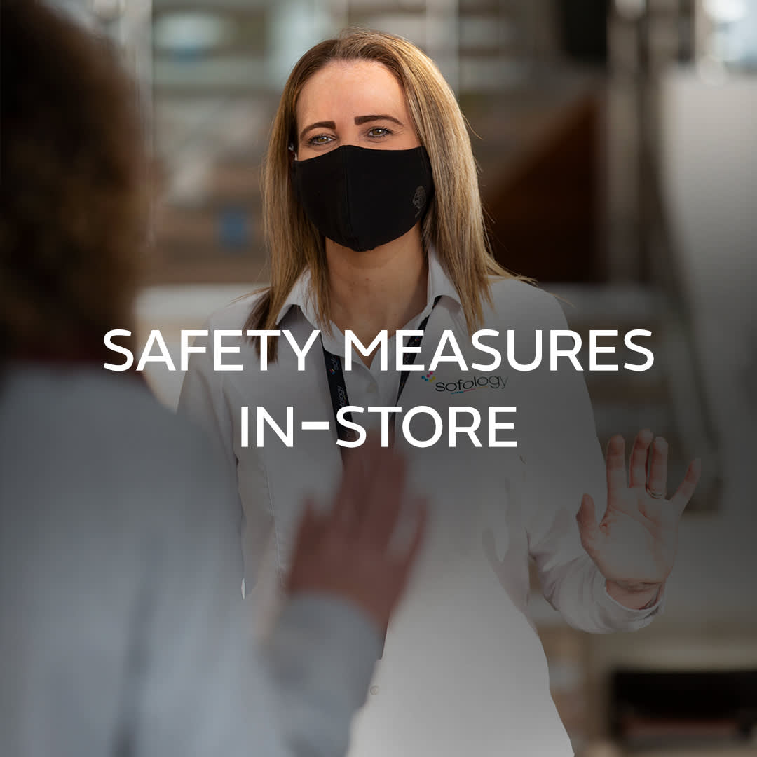 Safety Measures In-Store