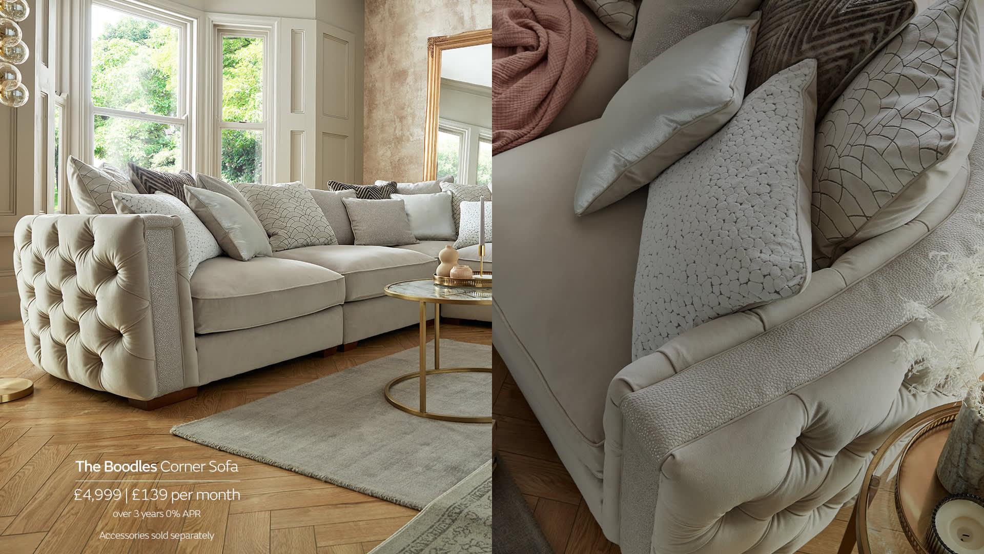 Sofology Boodles Sofa