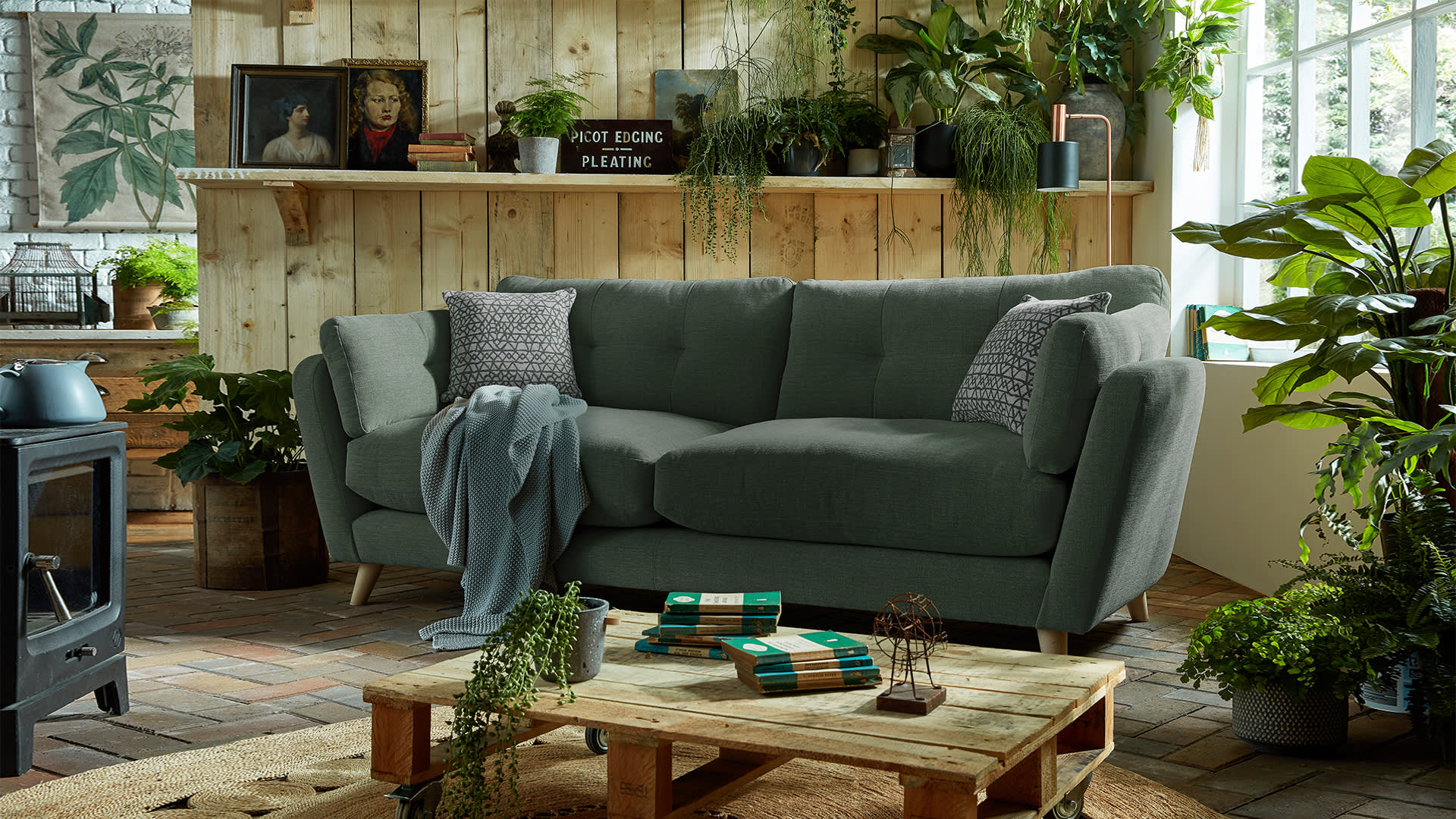 Sofology Pioneer Eco Sofa