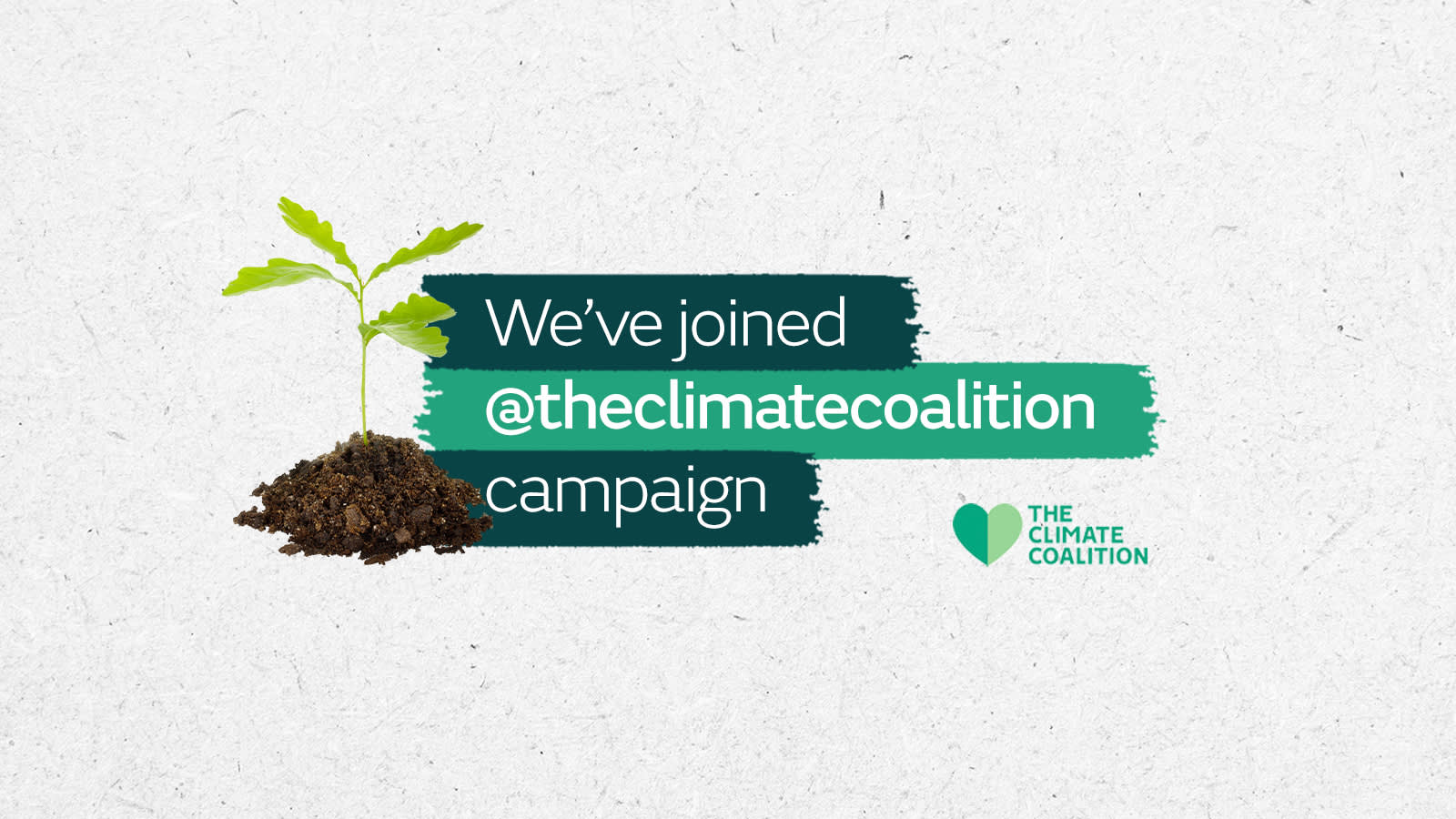 Show the love Climate Coalition Campaign