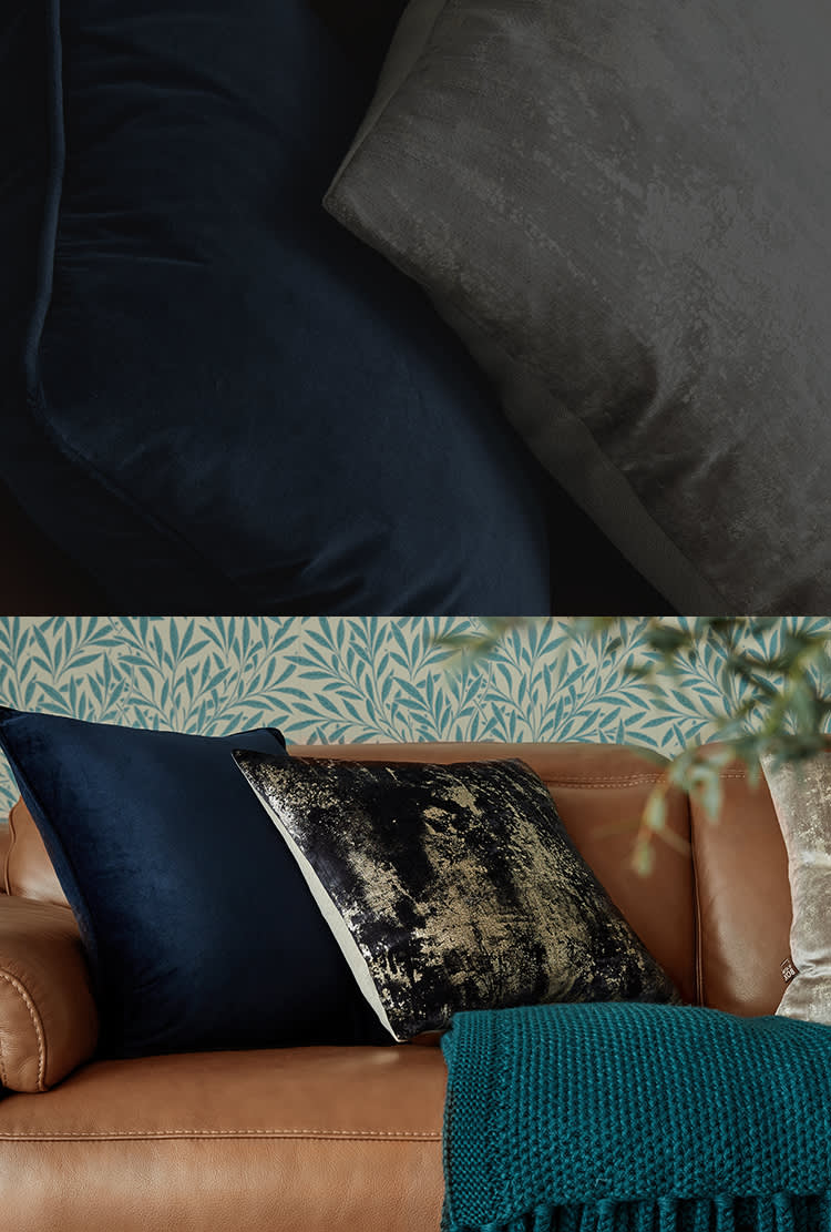 Cushions by Sofology