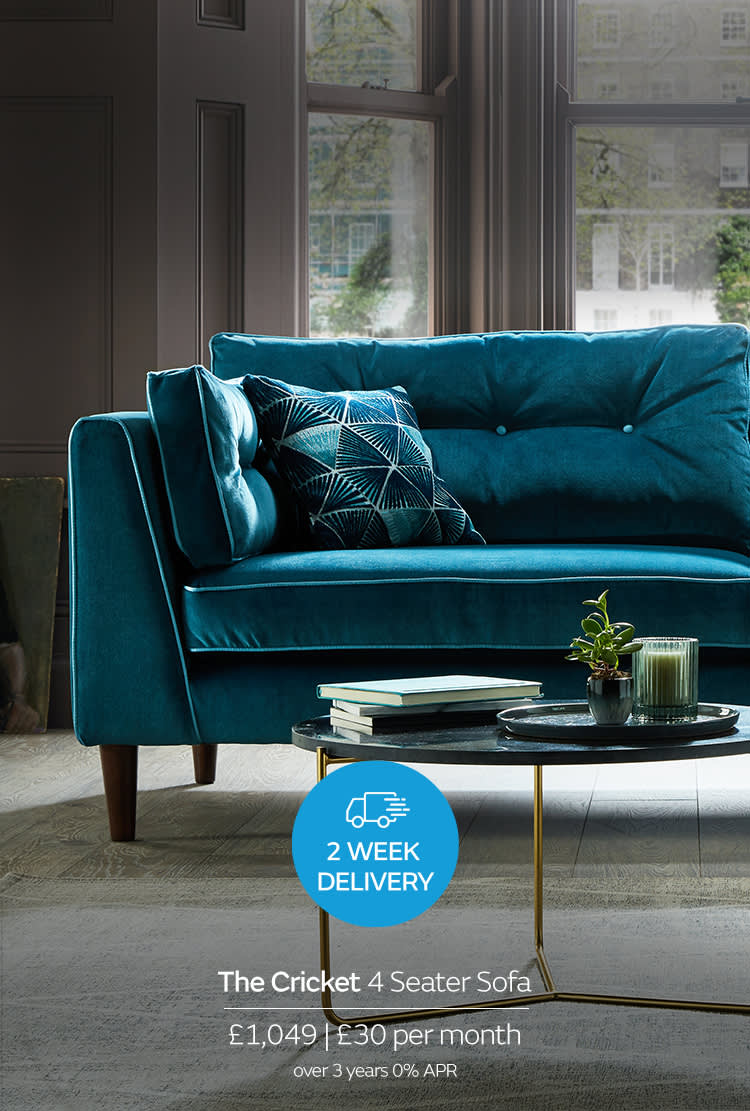 Quick delivery sofas