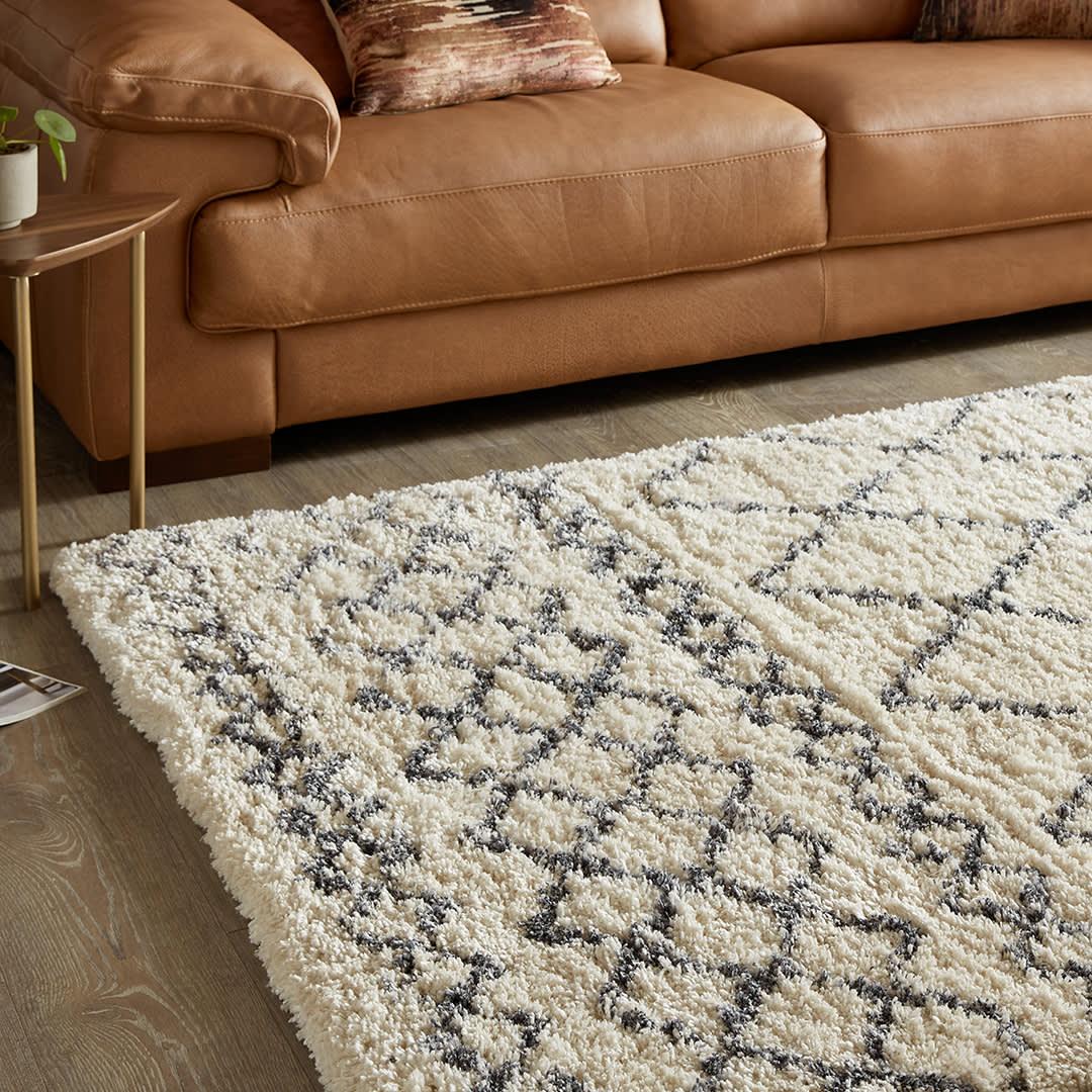 Harrow berber rug