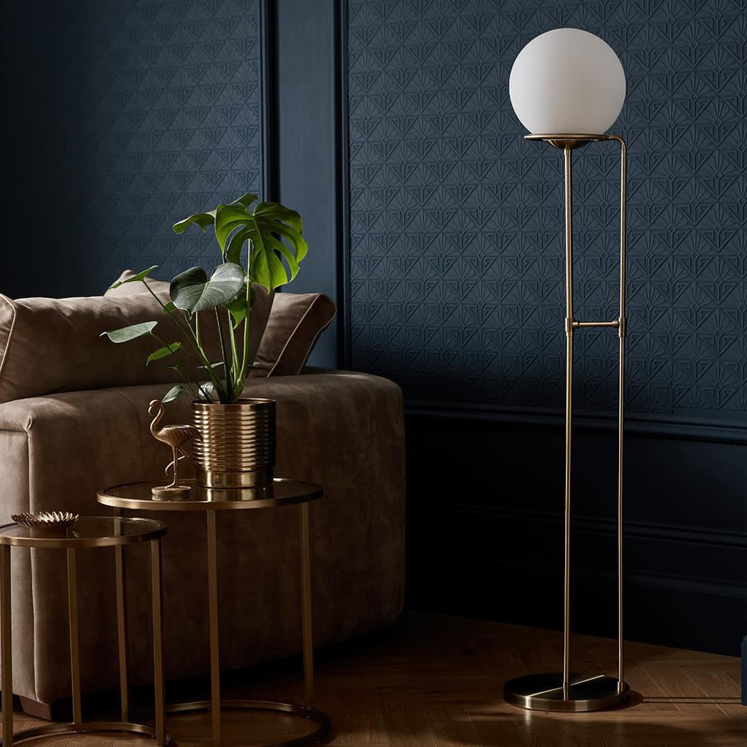 Moonshine Floor Lamp