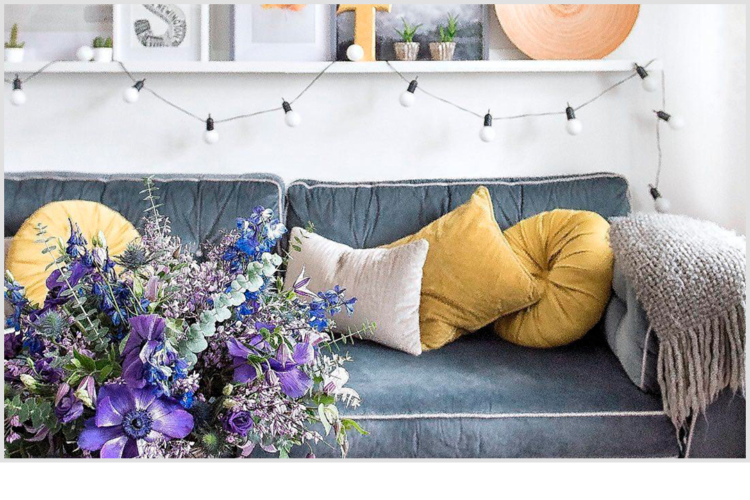 Our sofas in your homes