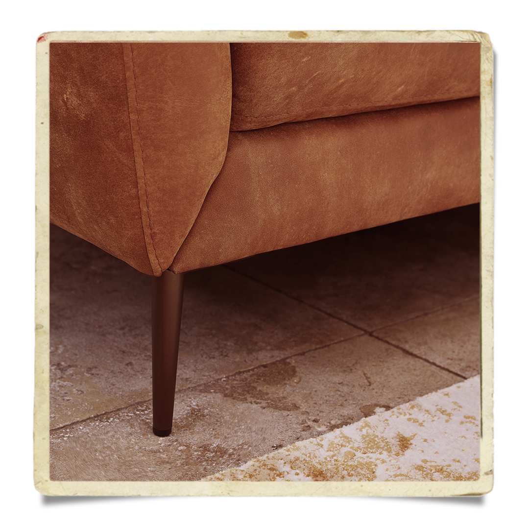Cordelia sofa feet