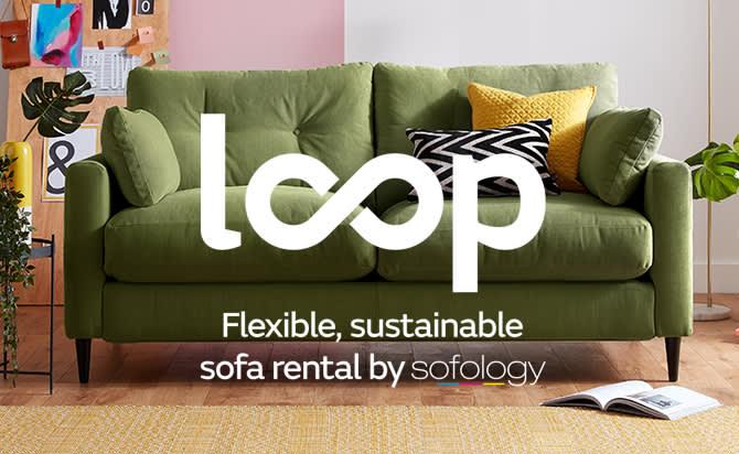 Loop Sofa Rental