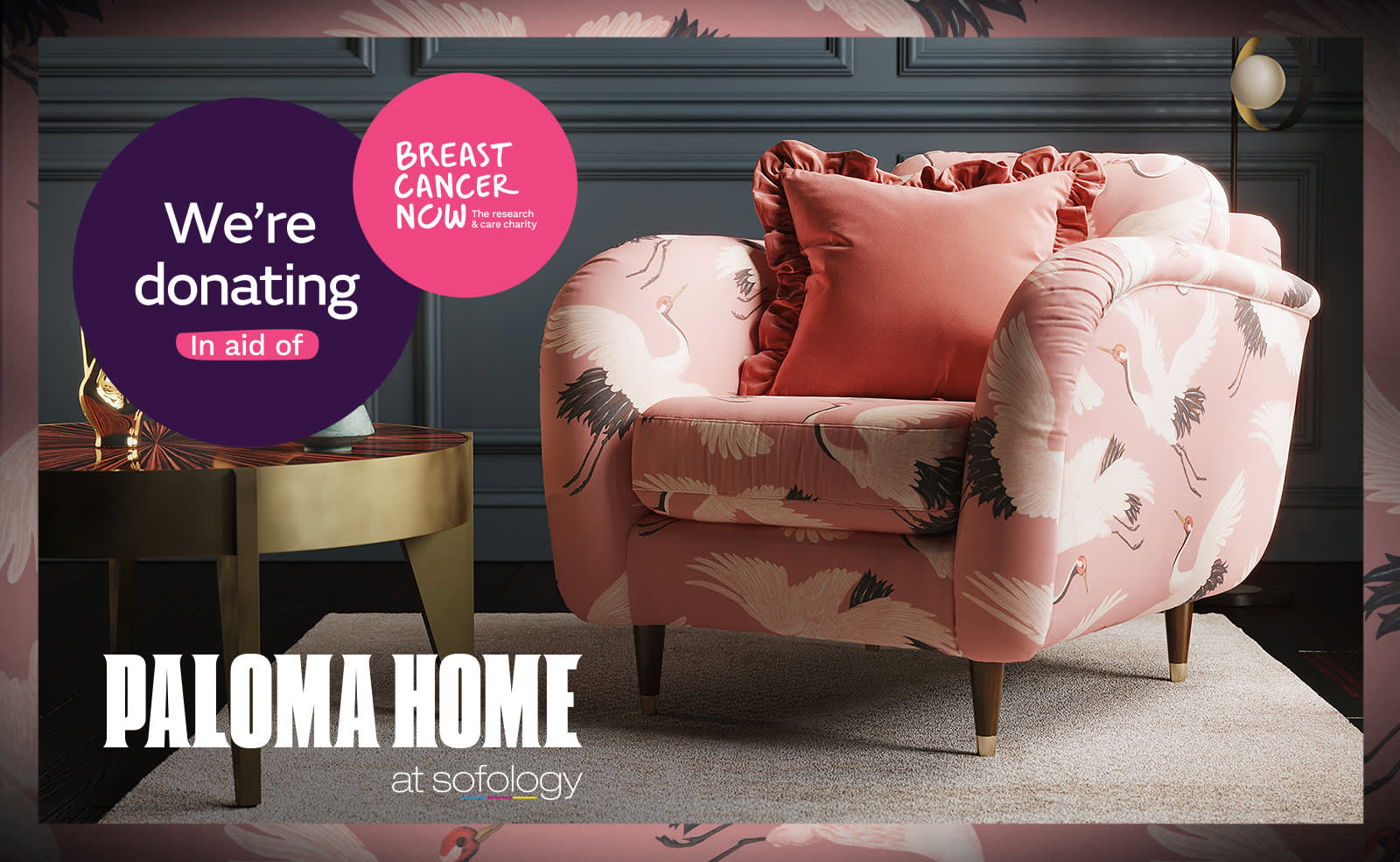 Paloma Home for Breast Cancer Now