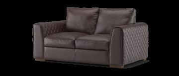mazzini virginia brown 52500 2 местный диван