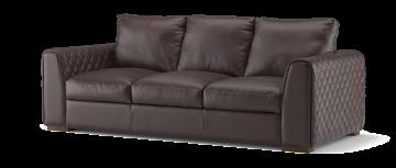 mazzini virginia brown 52500 3 местный диван