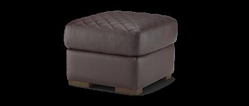 mazzini virginia brown 52500 дизайнерская подставка для ног