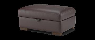 mazzini virginia brown 52500 подставка для ног для хранения