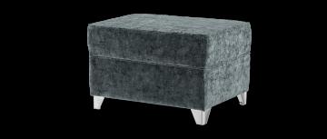 midas древесный уголь / серый mix хранения подставка для ног